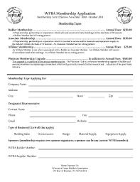 Membership List Template Editable Membership List Excel Template Samples To Submit Online