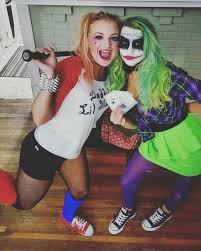 harley quinn joker costume