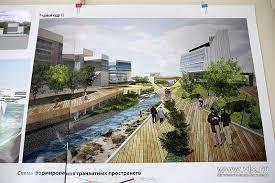 Молодые архитекторы представили Владивосток проекты будущего  проект владивосток 2 речка