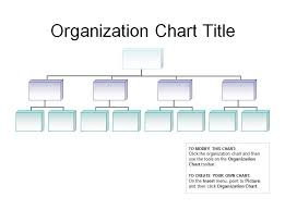 Organisational Flow Chart Excel 31 Unmistakable Organization Chart Toolbar