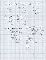 yesterday s work units and have a problem use math to 2 p72 73 in your inb lesson 6 3 how do i solve systems of inequalities 3 hw 6 3 systems of inequalities