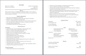 Professional Photographer Resume Examples Examples Of Resumes