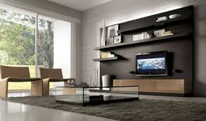 Lcd Wall Designs Furniture Led Tv Design Panel