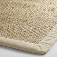 growth jute rug with border linen bordered chunky weave area world market