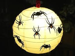 Diy Paper Lanterns How To Decorate Paper Lanterns For Halloween Diy