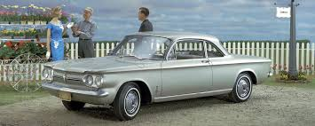 The Chevrolet Corvair – More Unique Than You Think - Dyler