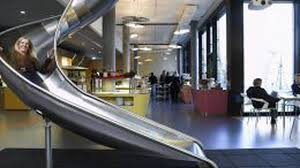 The google office Cambridge Mashable 10 Great Behindthescenes Glimpses Of Google videos