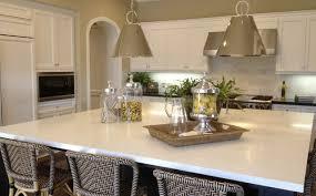 arctic white quartz countertops traditional kitchen orange county