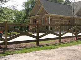 wooden farm fence. Image Of: Adding Wire To Split Rail Fence Wooden Farm