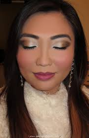 holiday party makeup look