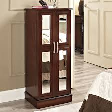 lovely modern jewelry armoire
