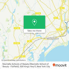 How To Get To Marinello Schools Of Beauty Marinello School
