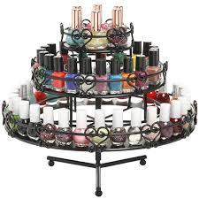 nail polish rack best types display wall mount