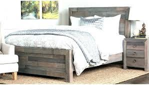Reclaimed Wood Bedroom Furniture Designs Queen Set – Decor House ...