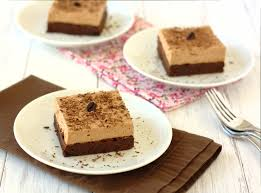 Nutella Topped Brownies Nutella Espresso Mousse Brownies Kristines Kitchen