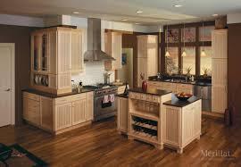 Merillat Kitchen Cabinets Merillat Classicr Avenue In Maple Natural Merillat