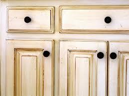Glazed White Kitchen Cabinets Kitchen Painting Kitchen Cabinets Antique White With Glaze