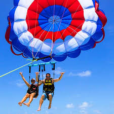 Fort Lauderdale Parasail Save 35 Sunset Watersports Key West Bight Parasailing