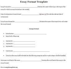essay sample format com best ideas of essay sample format for format