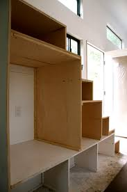 Small Picture Create 25SF Storage With These Tiny House Stairs TinyHouseBuildcom