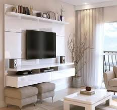 floating entertainment center wall unit