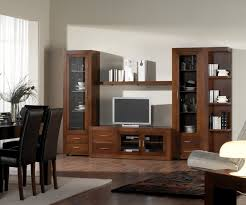 wooden living room cabinets