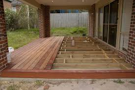 deck over concrete patio view topic can u deck over existing concrete slab