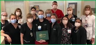 Congratulations, Alisha Davenport, for... - WakeMed Health & Hospitals |  Facebook