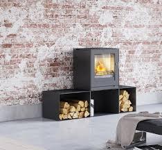 Rais Q-Tee II - wood stove - 27,000 peak btu/hr
