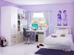Purple And Blue Bedroom Beautiful Girls Bedroom Ideas Blue And Purple Contemporary 3d