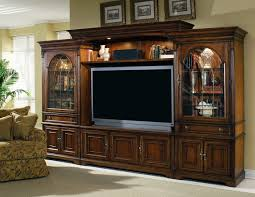 65 tv entertainment center.  Center Brookhaven 65Inch TV Home Theater Wall Unit In Distressed Cherry Finish By  Hooker Furniture  With 65 Tv Entertainment Center N