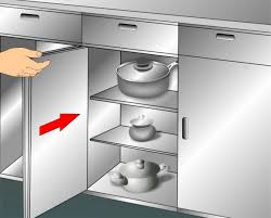 cleaning kitchen cabinet doors. 3 Ways To Clean Kitchen Cabinets Wikihow Cleaning Inside With Vinegar Step 16 1 Medium Size Cabinet Doors A
