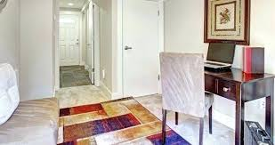 home office rugs tips area rug size commercial