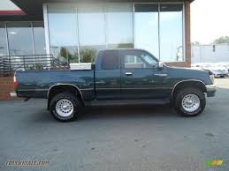 1996 Toyota T100 Truck SR5 Extended Cab 4x4 in Evergreen Pearl ...