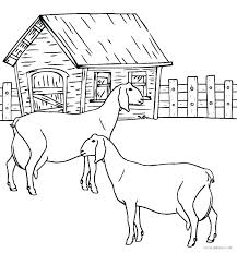 Printable Farm Animal Coloring Pages Coloring Pages Farm Animals