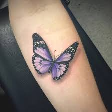 Tattoos Butterfly Tattoo 3d Awesome Chronic Ink Toronto Realistic