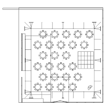 wedding reception layout cad tent layout for wedding ceremony and reception in ferndale