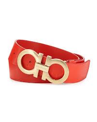 Handcuff Belt Designer Wide Gancini Handcuff Belt