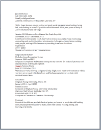 How To Design A Resume In Microsoft Word And Other Design Tips