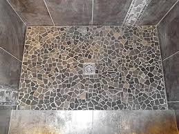 pebble shower floor problem ceramic tile advice forums john within remodel 6