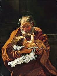 baciccio paintings saint joseph