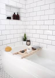 diy bathtub caddy themerrythought
