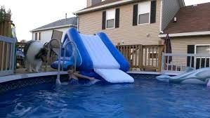 homemade above ground pool slide. Other Above Ground Pool Slide Modern On Diy Build A Swimming . Homemade L