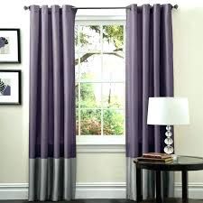 dark purple curtains plum for bedroom window what