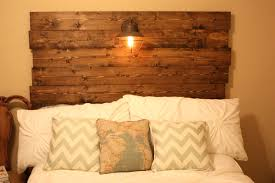 Headboard Wood Planks Reclaimed Diy King. White Wood Headboard Queen Wooden  Plans Cherry. Diy Headboard Wood Plans White En ...