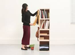 Aleph multi-purpose furniture.