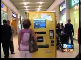 Gold Vending Machine Locations Enchanting GOLD ATM VENDING MACHINE FLORIDA YouTube