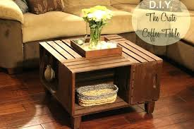 table how to furnish your home with wine crates coffee table from crate buzzfeed