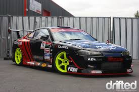 nissan silvia s jdm energy drift car
