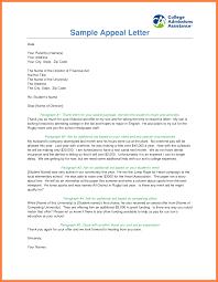appeal letter for job application denial appeal letter  3 appeal letter for job application denial